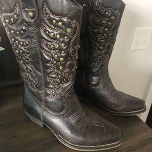 Shoes - Cowgirl Boota
